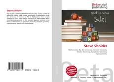 Bookcover of Steve Shnider