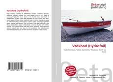 Bookcover of Voskhod (Hydrofoil)