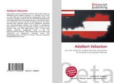 Adalbert Sebastian的封面