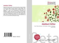 Bookcover of Adalbert Stifter