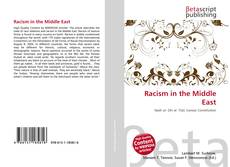 Buchcover von Racism in the Middle East