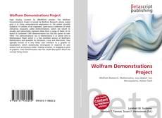 Couverture de Wolfram Demonstrations Project