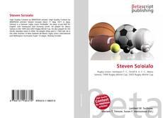 Bookcover of Steven So'oialo