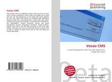 Buchcover von Vosao CMS