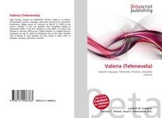 Buchcover von Valeria (Telenovela)