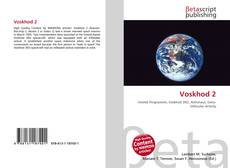 Bookcover of Voskhod 2