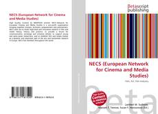 Bookcover of NECS (European Network for Cinema and Media Studies)