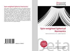Bookcover of Spin-weighted Spherical Harmonics