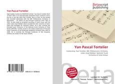 Buchcover von Yan Pascal Tortelier