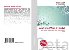 Bookcover of Yan Song (Ming Dynasty)