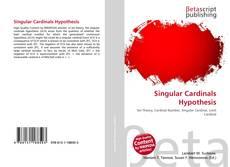 Copertina di Singular Cardinals Hypothesis