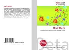 Bookcover of Uma Bharti
