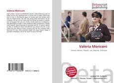 Buchcover von Valeria Moriconi