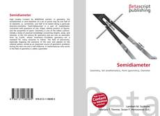 Bookcover of Semidiameter