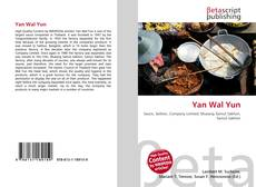 Bookcover of Yan Wal Yun