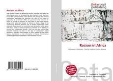 Racism in Africa的封面