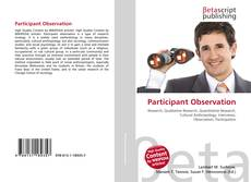 Bookcover of Participant Observation