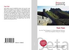 Bookcover of Yan Yan