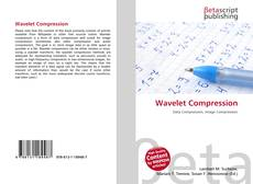 Bookcover of Wavelet Compression