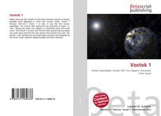 Bookcover of Vostok 1