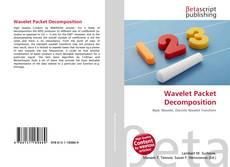 Capa do livro de Wavelet Packet Decomposition