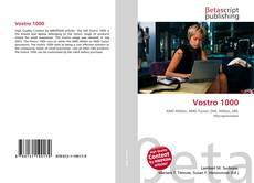 Buchcover von Vostro 1000