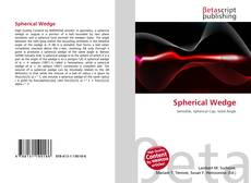 Bookcover of Spherical Wedge