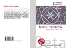 Bookcover of Spherical Trigonometry