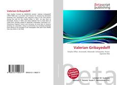 Copertina di Valerian Gribayedoff
