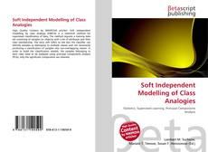 Portada del libro de Soft Independent Modelling of Class Analogies
