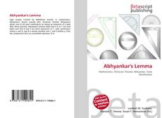 Bookcover of Abhyankar's Lemma