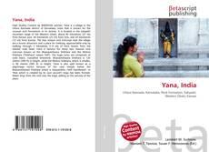 Buchcover von Yana, India