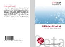 Обложка Whitehead Product