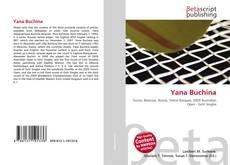 Buchcover von Yana Buchina