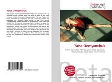 Buchcover von Yana Demyanchuk
