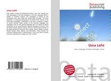 Bookcover of Uma Leht