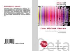 Buchcover von Sion's Minimax Theorem