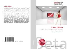 Bookcover of Yana Gupta
