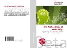 Bookcover of The Archaeology of Knowledge