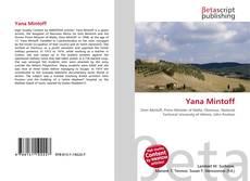 Buchcover von Yana Mintoff