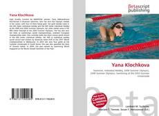 Buchcover von Yana Klochkova