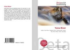 Buchcover von Yana River