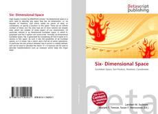 Copertina di Six- Dimensional Space