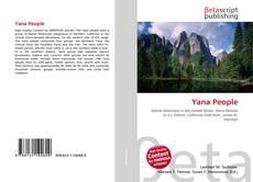 Buchcover von Yana People