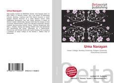 Bookcover of Uma Narayan