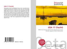 Bookcover of USA 17 (Yacht)