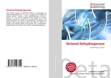 Buchcover von Octanol Dehydrogenase