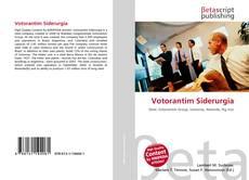 Bookcover of Votorantim Siderurgia