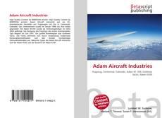 Buchcover von Adam Aircraft Industries