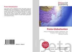 Обложка Proto-Globalization